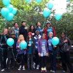 Peer Mediation Program <br>Participated in Annual AIDS Walk