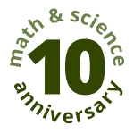 ms447 10th anniversary logo