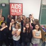 AIDS Walk Bracelets On Sale