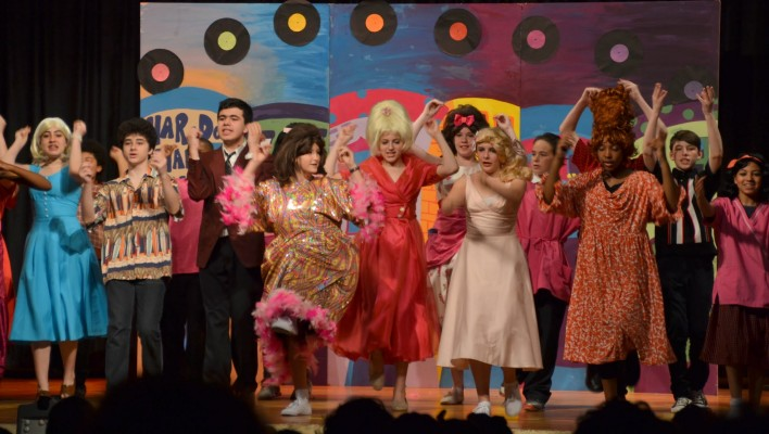 2014 performance of Hairspray