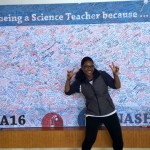Ms. Smith Receives National Science Teachers Association Award