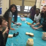 Service Learning at MS 447