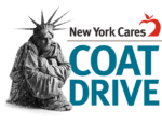 NY Cares Coat Drive at MS 447